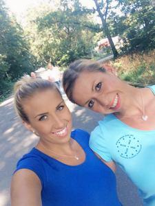 Jill & Kimberly BSZS 2016