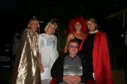 Katja, Jill, Herbert, Kimberly & Sabine